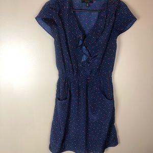 Jessica Simpson ASO Vampire Diaries Dress Pockets